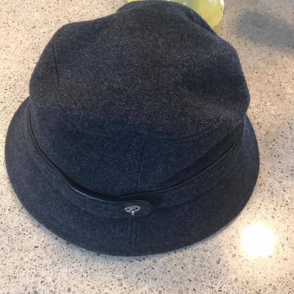 b3970494c2cfb Coach Accessories - Coach Wool Winter Bucket Hat